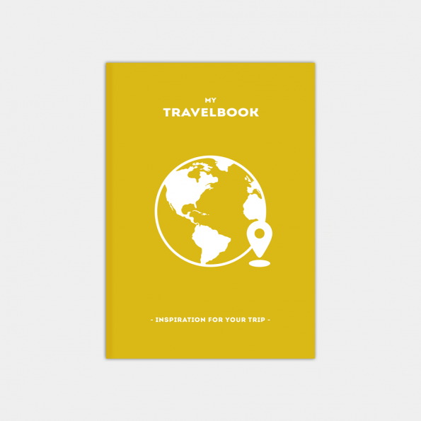 "Скетчбук ""TravelBook"", Honey (А5)"