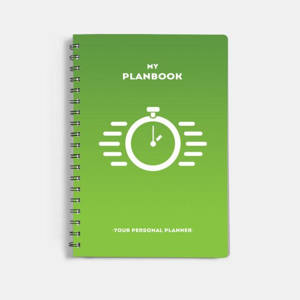 """Планнер """"My PlanBook"""", Laym"""